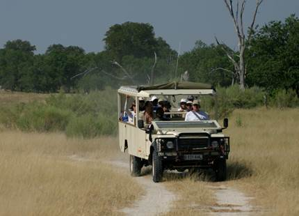 Fish Eagle Kampeersafari - Budget