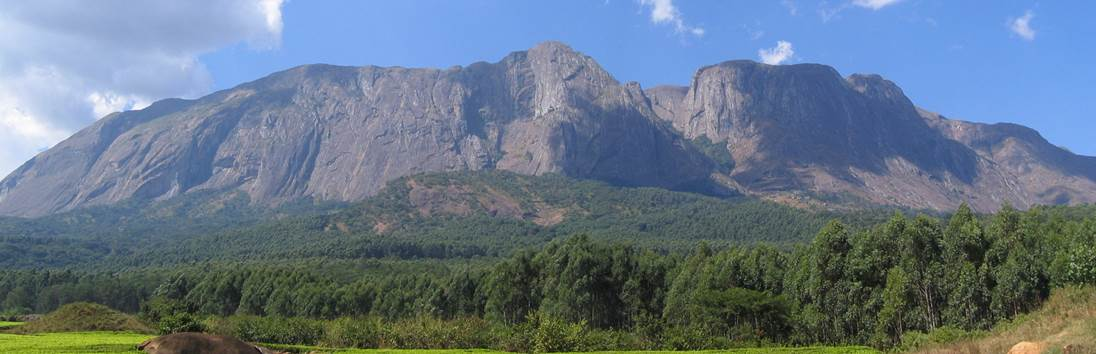 Mulanje massief