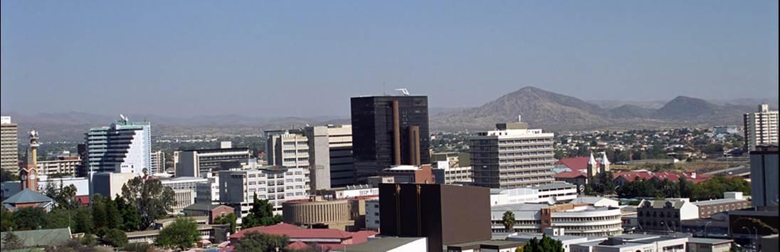Frankfurt – Windhoek