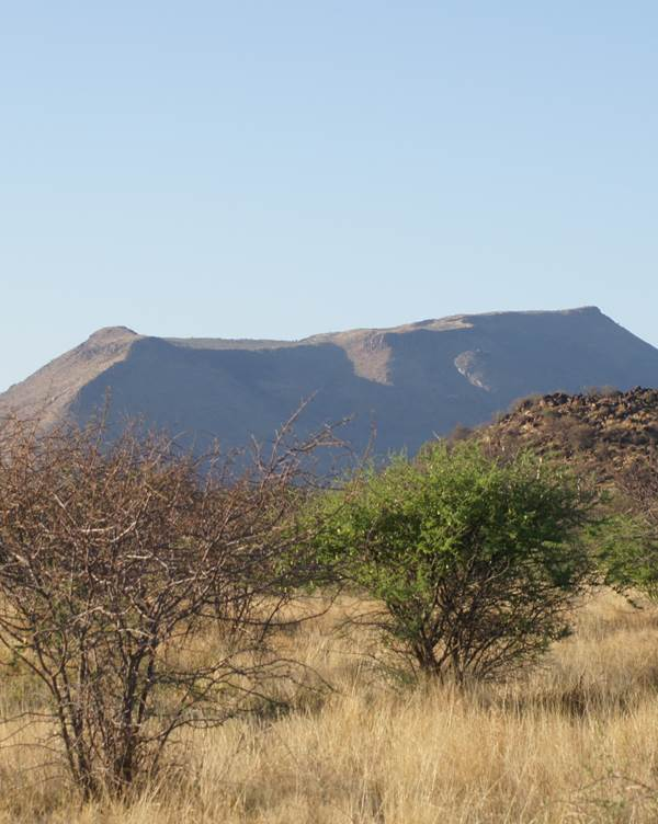 Windhoek – Erindi Private Game Reserve