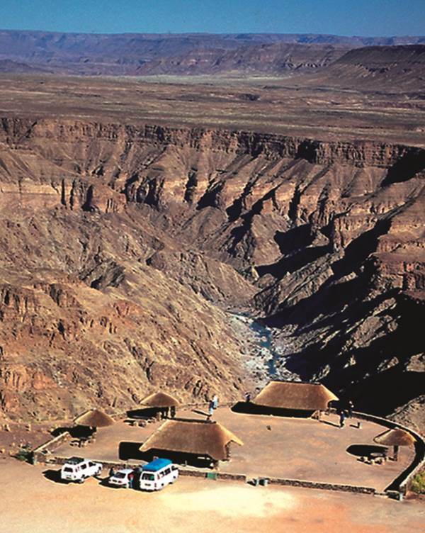 Aus - Fish River Canyon