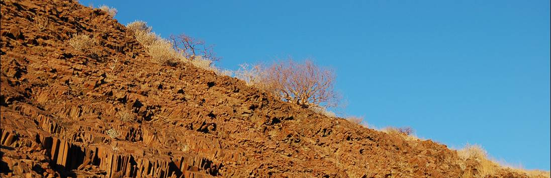 Swakopmund - Damaraland