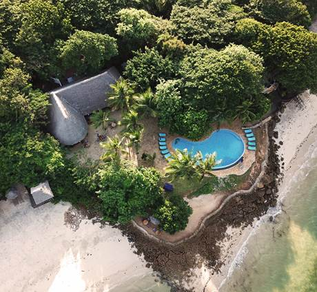 Flash sale Zanzibar - Fumba Beach Lodge (10 dagen / 7 nachten)