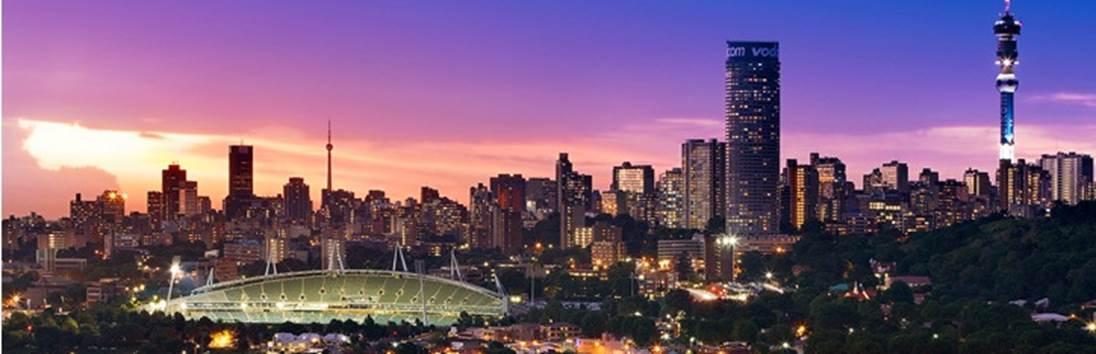 Brussel – Johannesburg