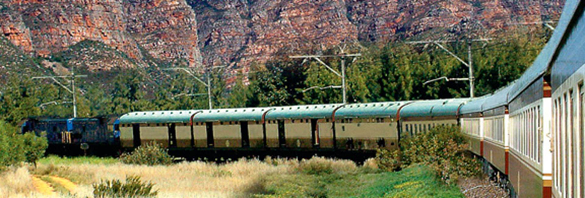 Shongololo Express - The Southern Cross Adventure