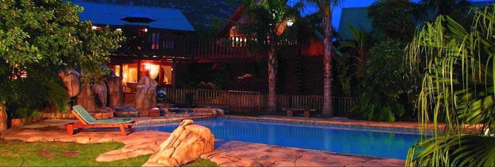 Tsitsikamma Lodge Spa Live To Travel
