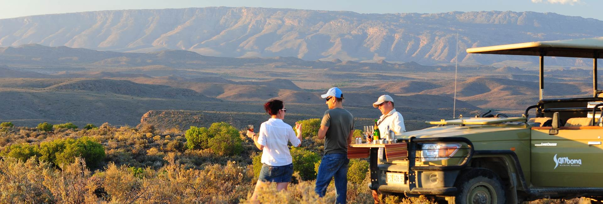 Luxe Western Cape Wine & Safari
