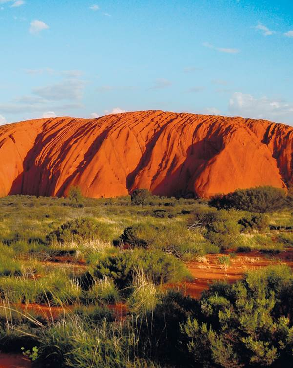Kings Canyon - Ayers Rock