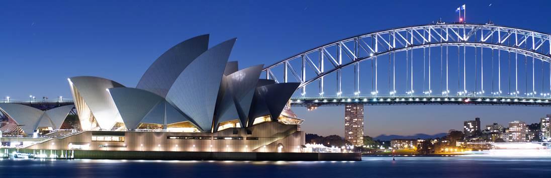 Sydney bezienswaardigheden & Havencruise