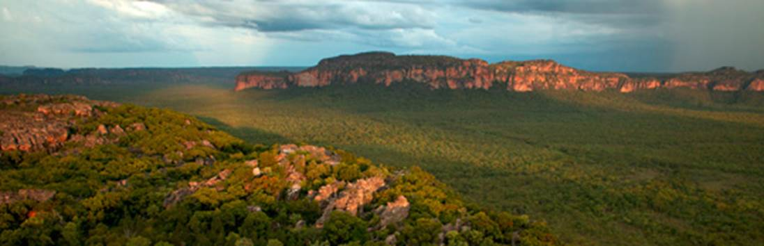 Van Kakadu National Park naar Litchfield National Park