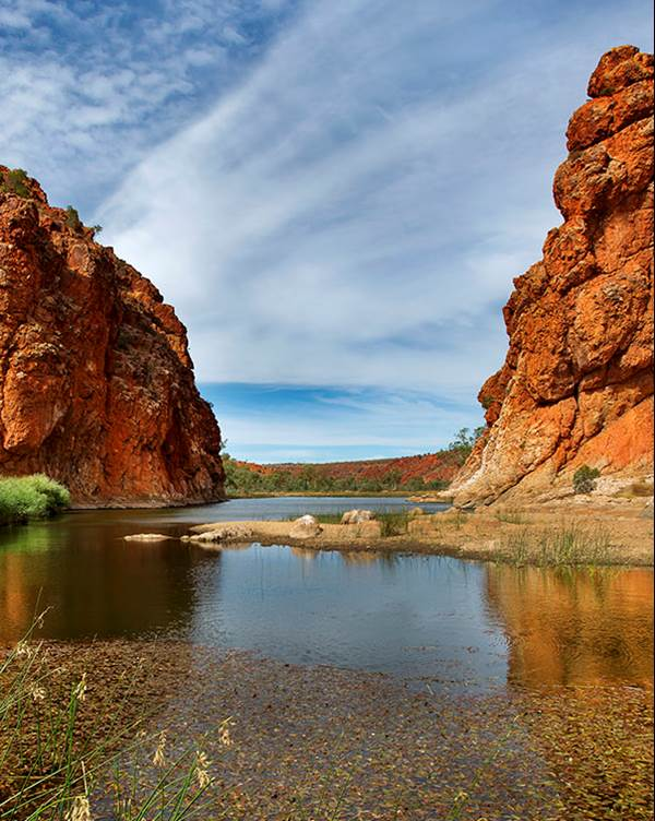 Alice Springs - Glen Helen