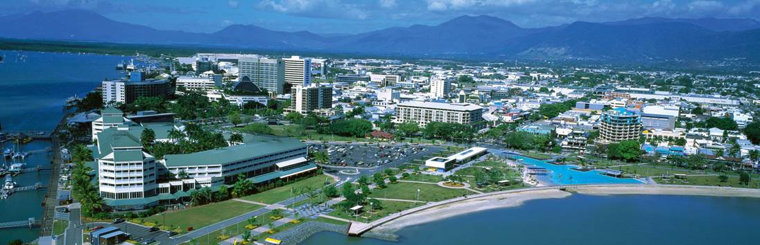 Mission Beach - Cairns