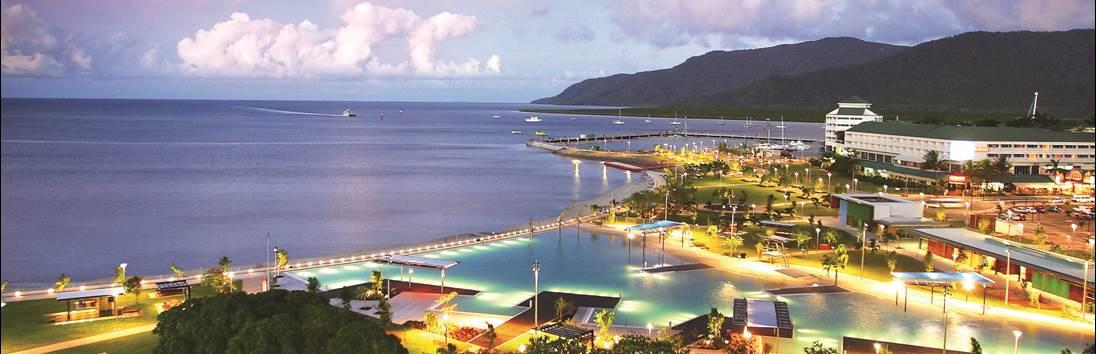 Townsville – Cairns (340 km / 4.5 uur)