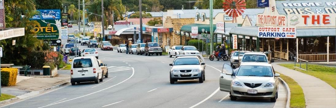 Brisbane - Hervey Bay - Fraser Island (289 km / 3.5 uur)