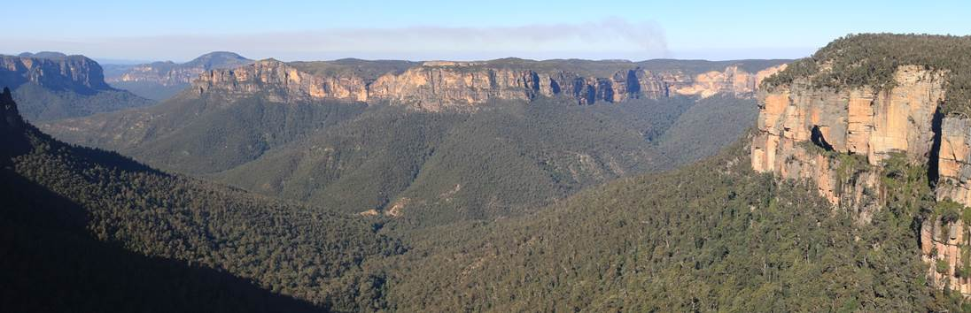 Blue Mountains-Sydney