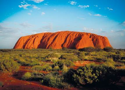 Red Centre Magic Comfort
