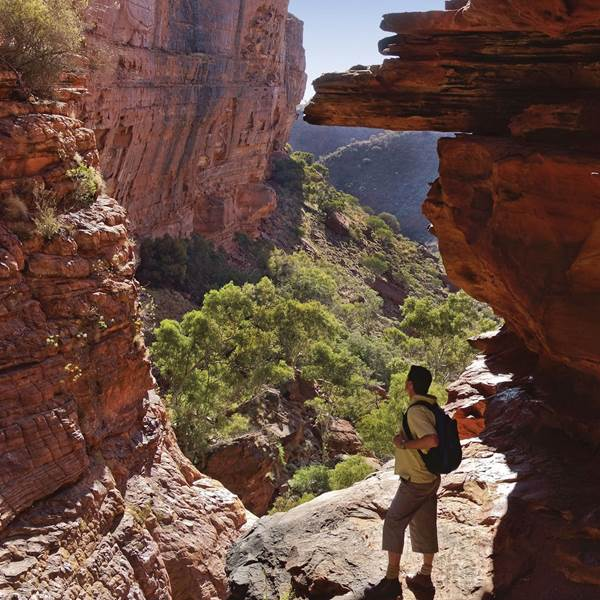Alice Springs – Kings Canyon