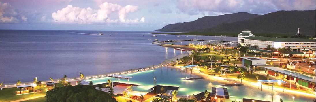 Vrije tijd in Cairns
