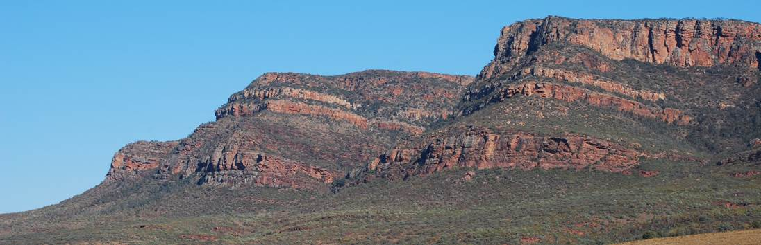 Flinders Ranges – Port Augusta