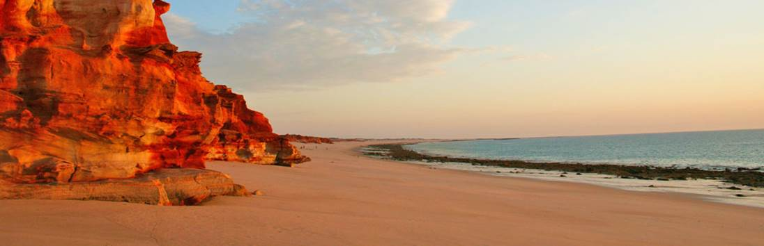 Cape Leveque, One Arm Point en Broome