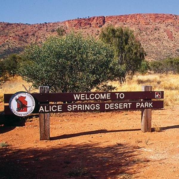 Cairns - Alice Springs