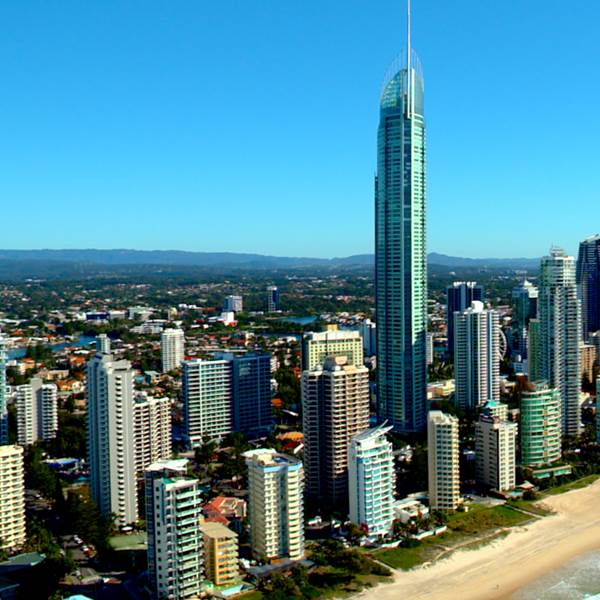 Byron Bay - Brisbane