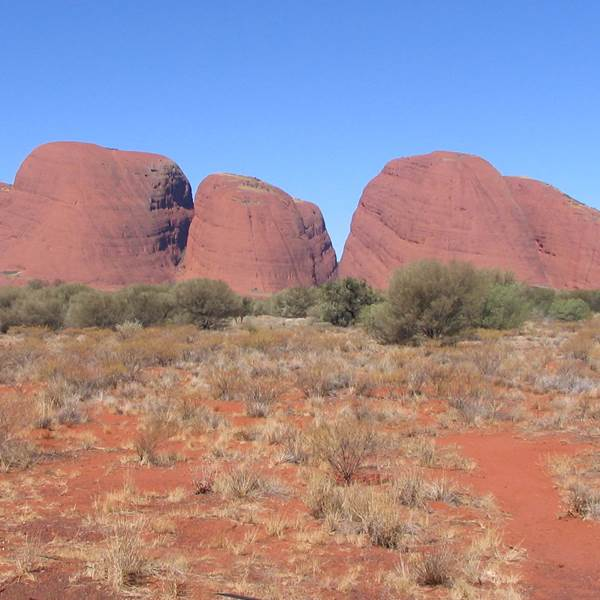 Uluru - Kings Canyon