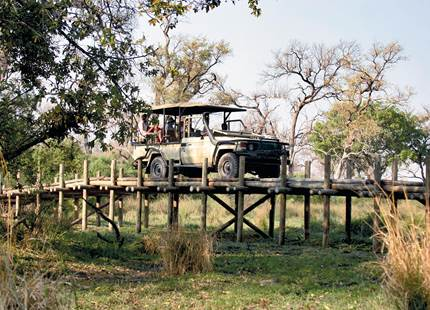 Lodge & Mobiele Safari