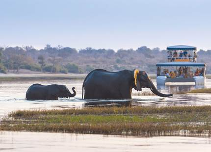 Okavango & Chobe Trail - Noord Lodges (2021)