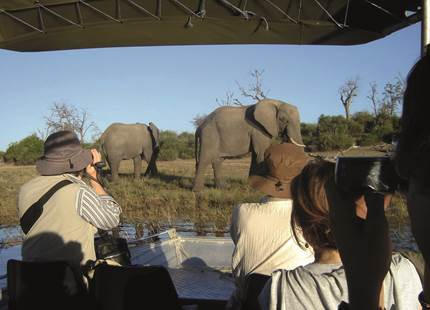 Okavango & Chobe Trail - Noord Lodges