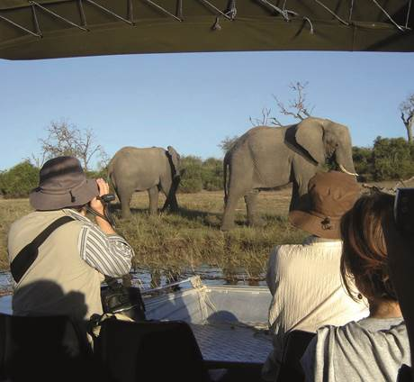 Okavango & Chobe Trail - Zuid Lodges