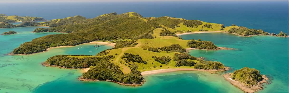Auckland - Paihia (Bay of Islands)