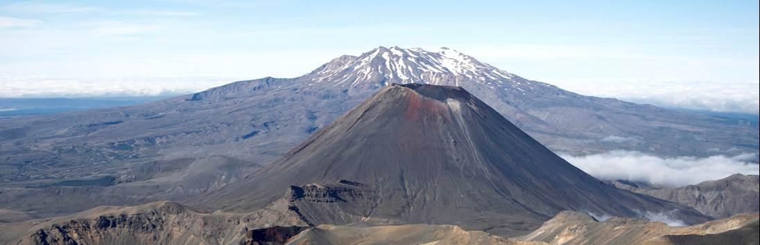 Rotorua - Tongariro NP