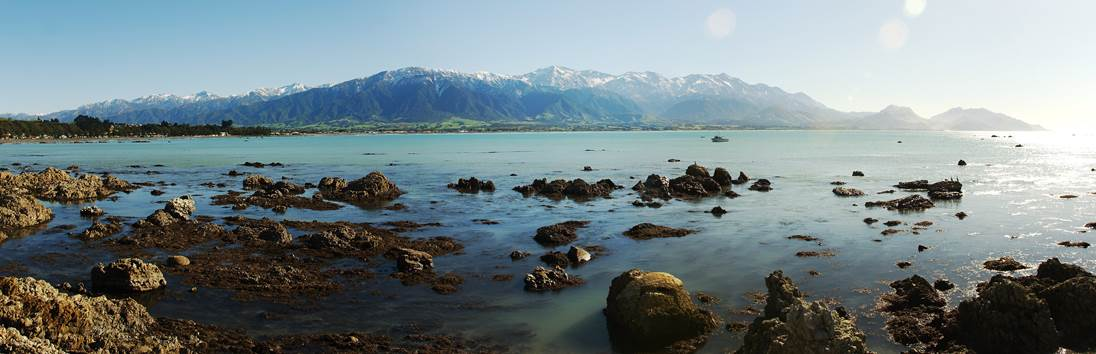 Kaikoura – Christchurch
