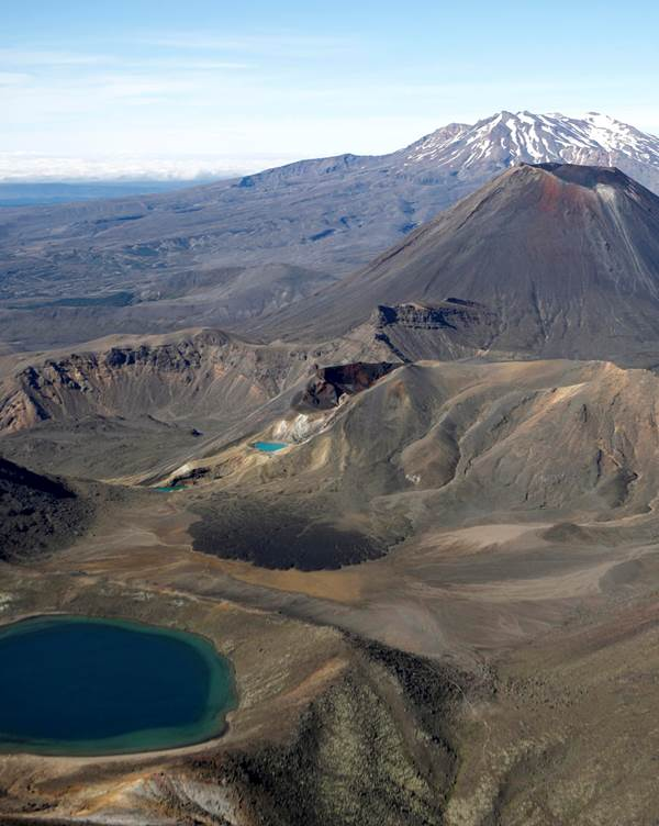 Tongariro NP – Wellington (330 km)