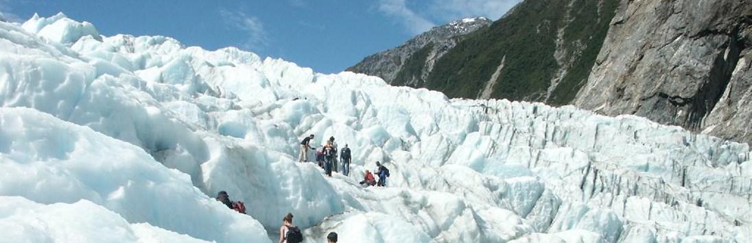 Nelson – Franz Josef Glacier (480 km)