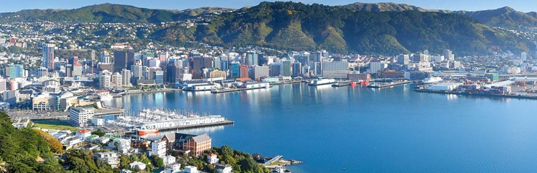 Wellington - Picton