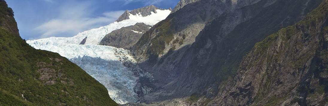 Hokitika - Franz Josef Glacier