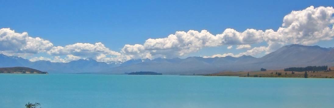 Queenstown - Lake Tekapo