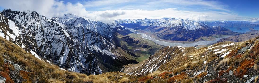 Franz Josef Glacier - Wanaka