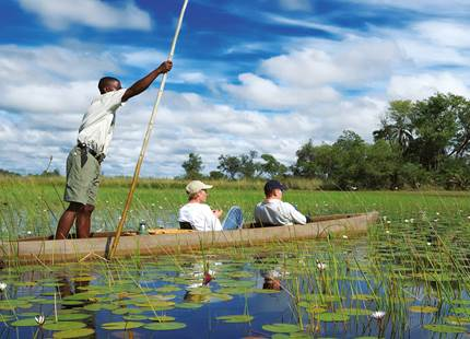 Delta & Chobe Trail - Noord Lodges