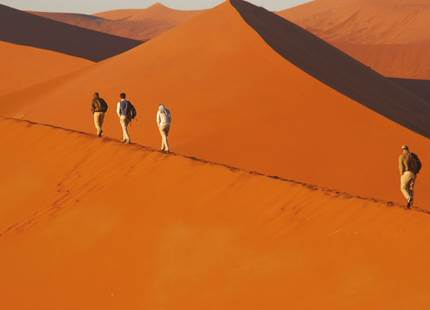Desert Explorer - Noord Lodges