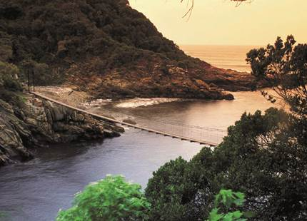 The Garden Route - Zuid Kamperen
